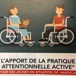 pratique attentionnelle active© et handicap