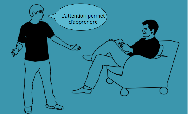 L'attention permet d'apprendre