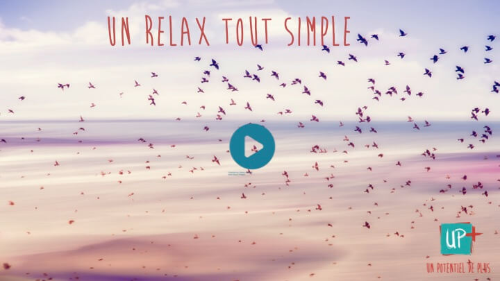 Un relax tout simple